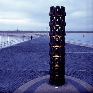 Monument To Dublin Bay's Hobblers, Dún Laoghaire, Dublin